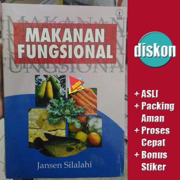 Jual Makanan Fungsional Jansen Silalahi Best Seller Kota