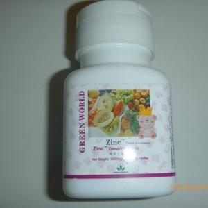 Jual Obat Napsu Makan Anak Pertumbuhan Kecerdasan Zinc Tablet