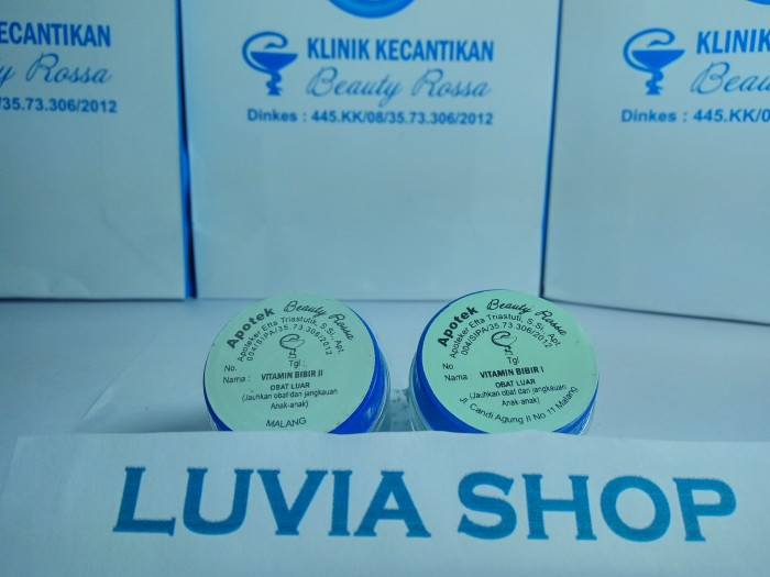 harga Paket pemerah bibir beauty rossa Tokopedia.com