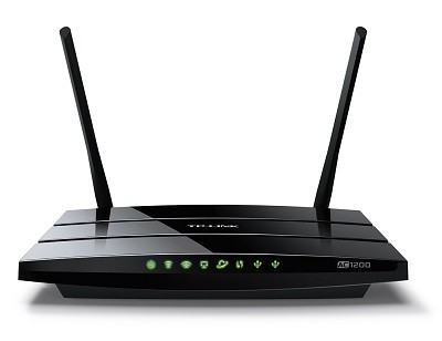 TP-Link Archer C5 AC1200 Wireless Dual Band Gigabit Router 2.4GHz 5GHz White