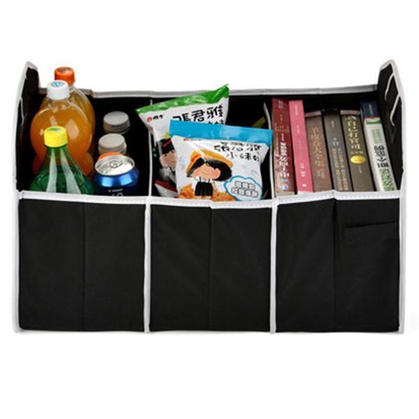 harga Car box / car trunk organizer / rak bagasi mobil/ tas belanja Tokopedia.com