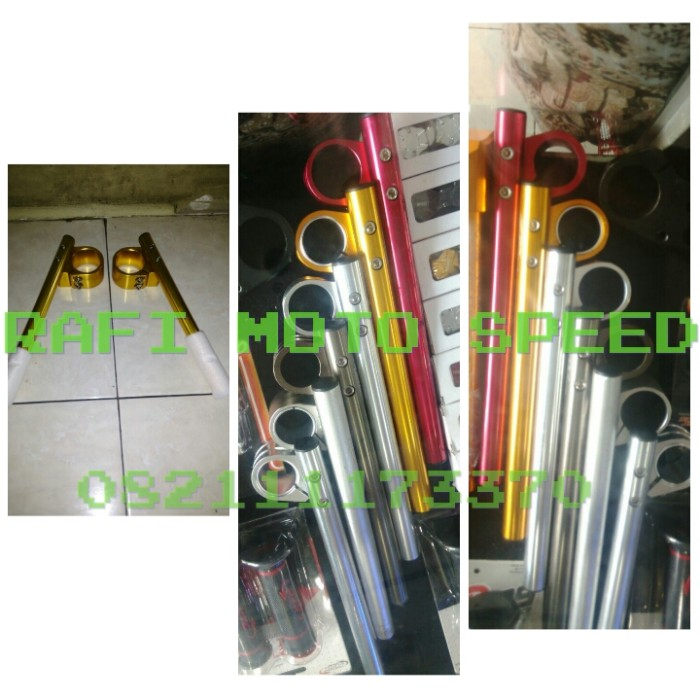 harga Stang jepit shock up side down 51 mili - 48 mili Tokopedia.com