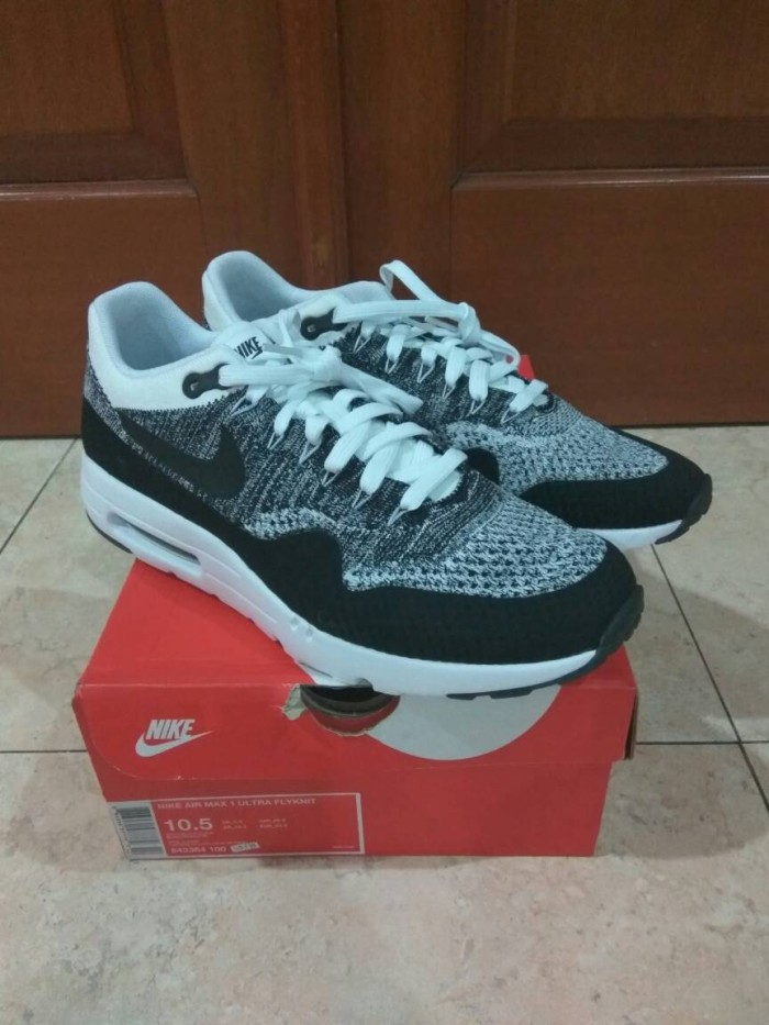 newest 556d2 7a53f Nike Air Max 1 ultra Flyknit 100 % original