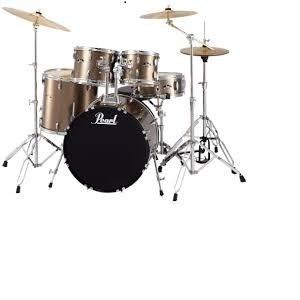 harga Drum set akustik pearl roadshow rs525sc / rs 525 sc / rs 525 / rs525 Tokopedia.com