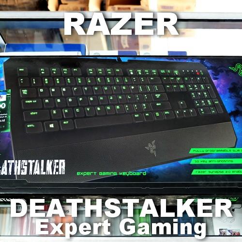 8d5674f876e Jual Razer DeathStalker Expert Macro Gaming Keyboard - Graha Baru ...