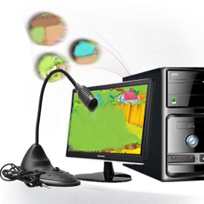 ... harga Mic microphone 3.5mm hp smartphone laptop tablet pc komputer mtech Tokopedia.com