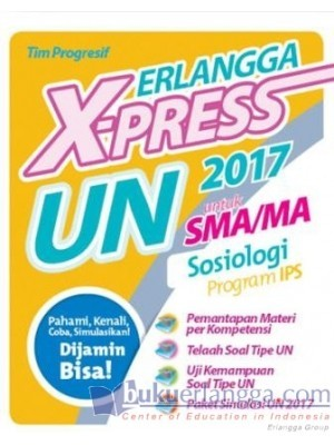 harga Erlangga x-press un sma/ma 2017 sosiologi Tokopedia.com