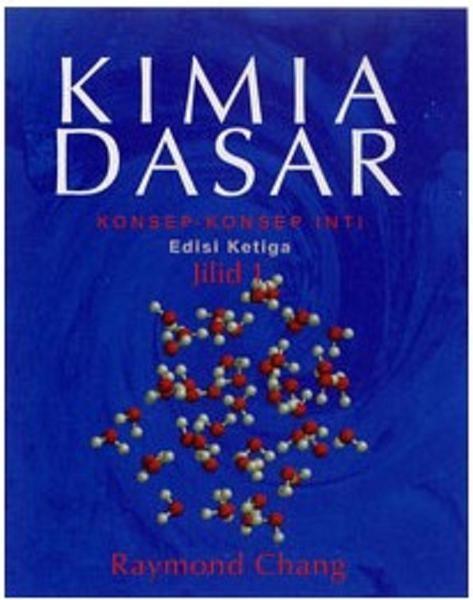 Buku Kimia Dasar Raymond Chang Pdf