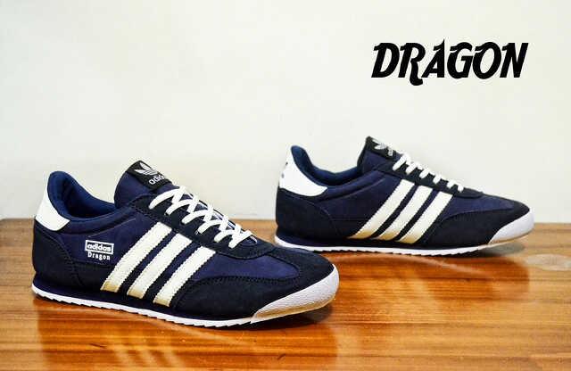 Sepatu Pria Olahraga Adidas Dragon Made In Vietnam High Quality #11