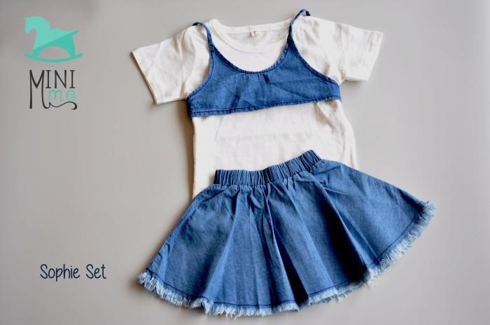 Baju Anak Sophie Dress