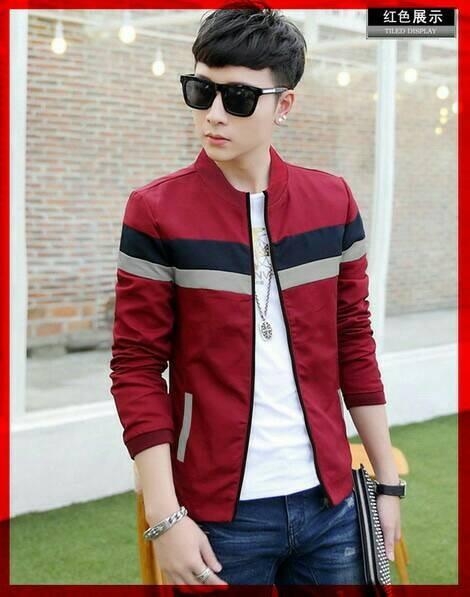harga Baju jaket pria cowok cool man formal casual style korea Tokopedia.com