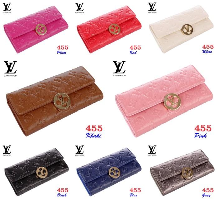 Jual Tas Dompet Louis Vuitton 455 c6e39b48a7