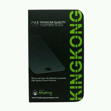 harga Kingkong lenovo k5 note tempered glass original Tokopedia.com