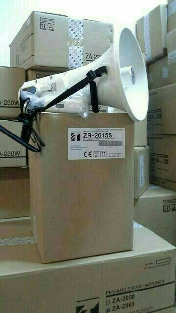 harga Megaphone toa zr 2015s ( sirine) original Tokopedia.com