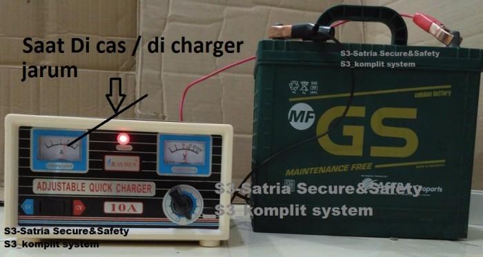 harga Cas aki / charger aki mobil dan motor 10 a / charger aki rayden Tokopedia.com