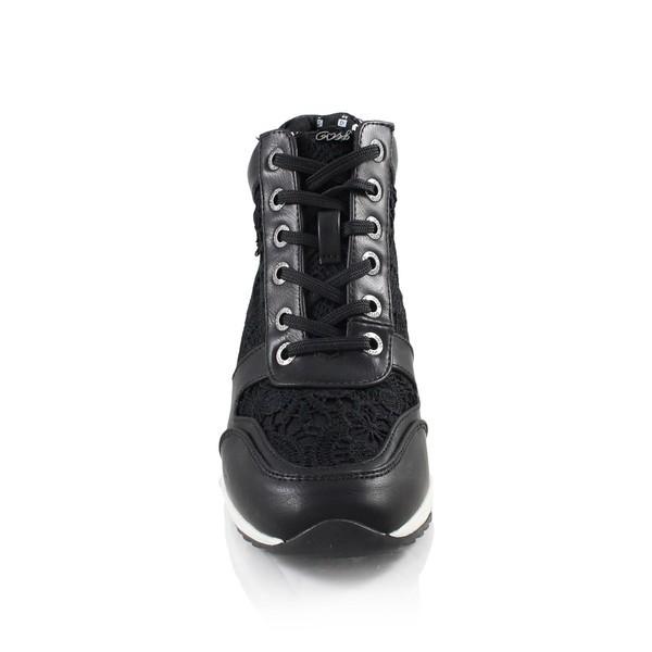 Jual Sepatu Wanita BRANDED GOSH Wedges Boot Sporty Fashion Lace ... 6aebcc4b9e