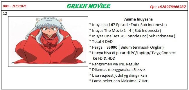 Anime Jepang Inuyasha Full Episode