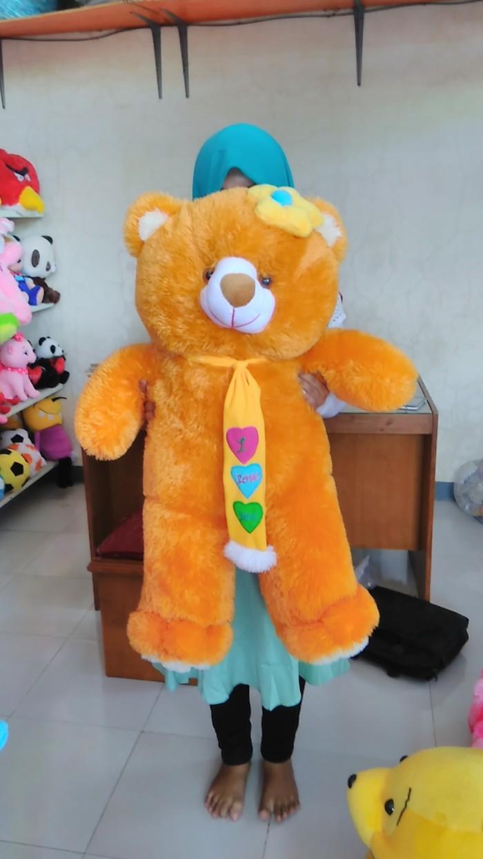 harga Boneka teddy bear / tedy bear / tedi syall giant / xl Tokopedia.com