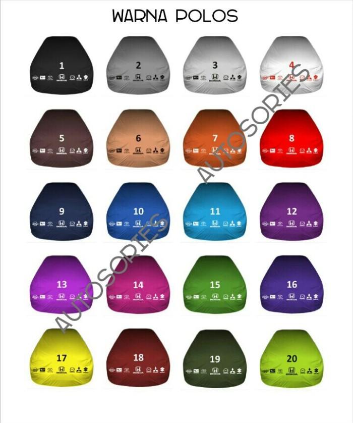 harga Cover mobil sunny / nissan sunny / warna polos / sesuai ukuran Tokopedia.com