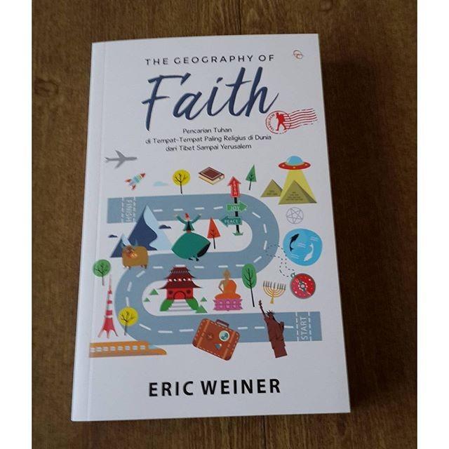 harga The geography of faith Tokopedia.com