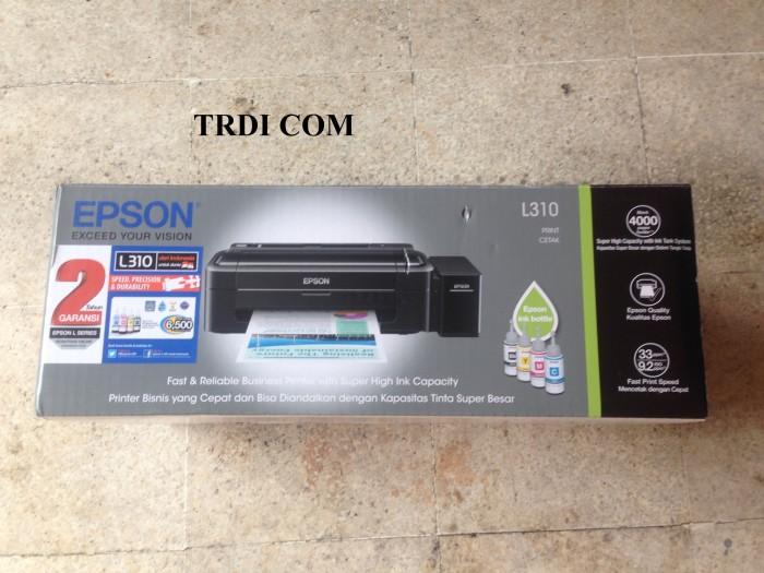 harga Epson l310 ink jet printer original resmi epson indonesia Tokopedia.com