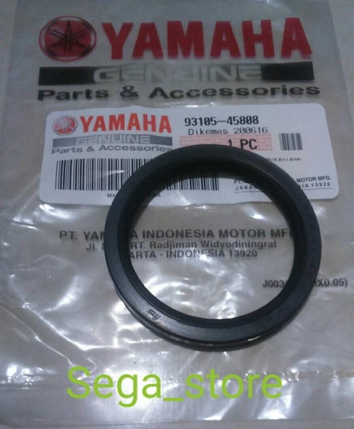 harga Oil seal gigi gear box speedometer yamaha rx king ori original ygp