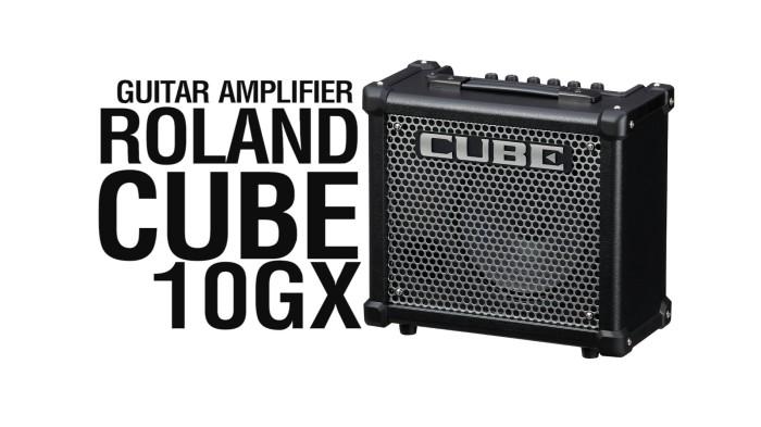 harga Ampli gitar roland cube-10gx / cube 10 gx / cube 10gx / cube10gx Tokopedia.com