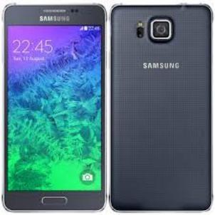 Foto Produk Samsung Galaxy Alpha - 4.7 inch LCD, 12MP Camera, 2GB RAM, dari Eben Haezer Net