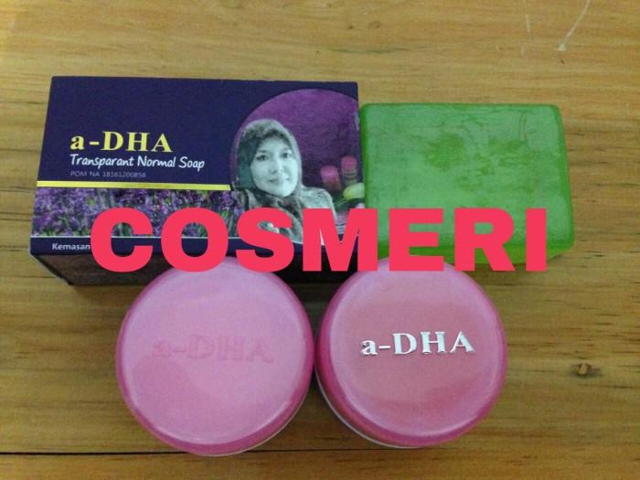Cream ADHA a-DHA White Series Ekonomis Original BPOM PT Kembang Hati