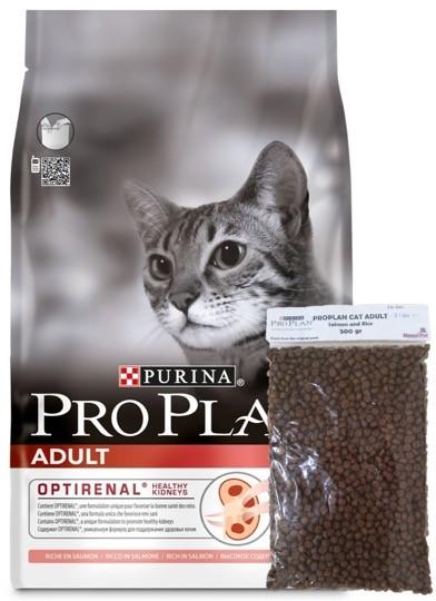 harga Makanan kucing murah proplan (pro plan) dewasa salmon 500gr repack Tokopedia.com