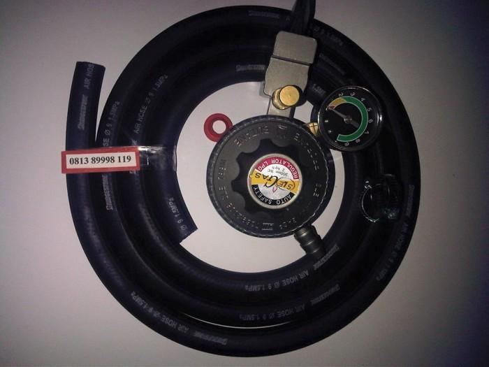 harga Regulator safety lock winn gas sle 788 m selang bridgestone super lock Tokopedia.com