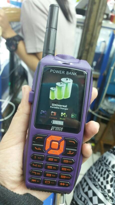 harga Prince 9000 pc9000 hp outdoor bs jd hape powerbank 3 sim Tokopedia.com