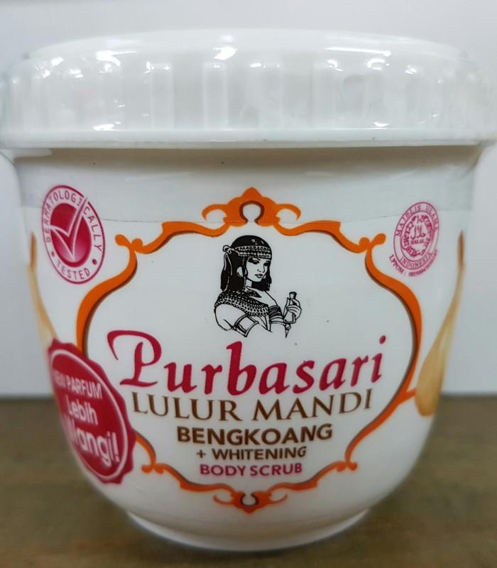 Jual Purbasari Lulur Mandi Bengkoang Body Scrub 235 Gr Jakarta Timur Toko Bintang Jaya Pgc Tokopedia