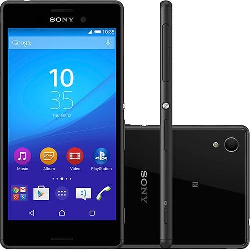 harga Sony xperia m4 aqua dual (e2333) 16gb internal 2gb ram - black Tokopedia.com