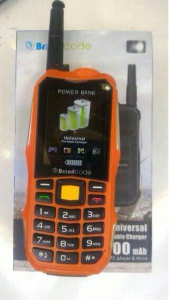 harga Brancode b81 // hp outdoor //hp powerbank 2slot sim card Tokopedia.com
