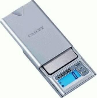 Foto Produk Timbangan Digital Camry Pocket  100/200Gram dari deevaradio