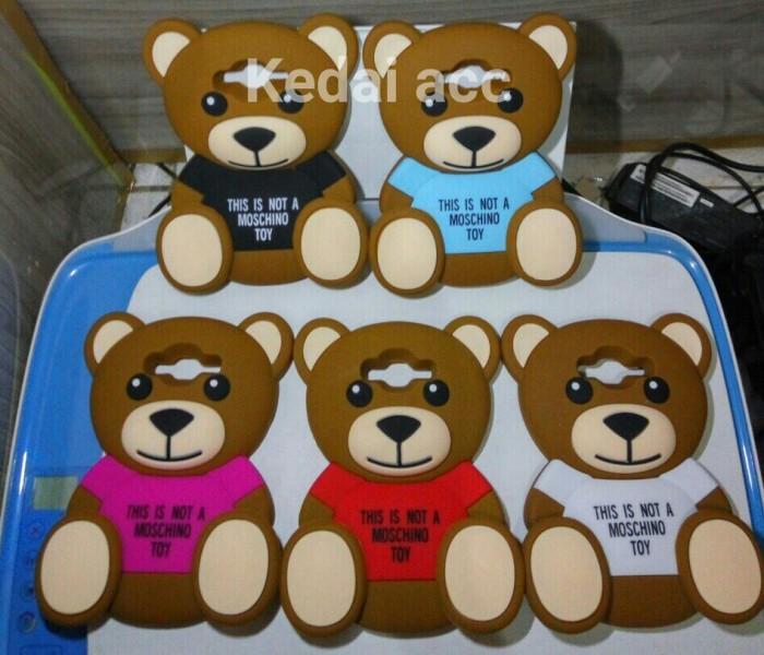 harga Case teddy bear samsung galaxy j3 ruber case softcase cartoon case j3 Tokopedia.com