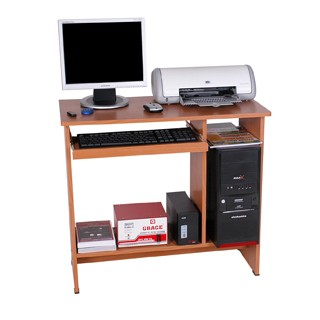 harga Meja komputer grace cd-280 mahoni brown Tokopedia.com