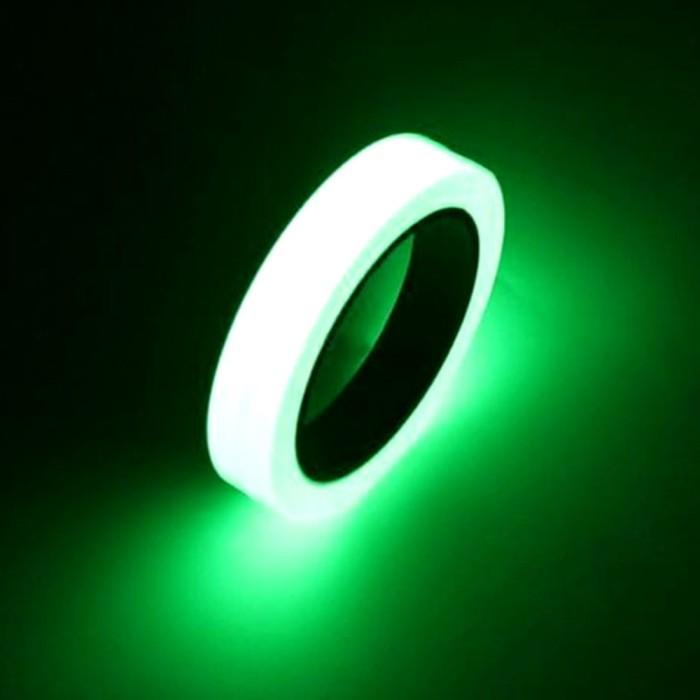 harga Glow in the dark luminous adhesive tape 1 cm x 10 m / lakban-multi-col Tokopedia.com
