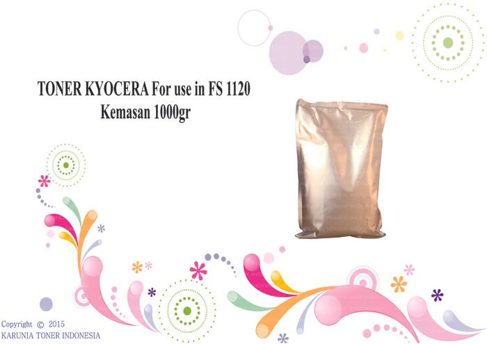 harga Toner kyocera for use in fs 1120 kemasan 1000gr Tokopedia.com