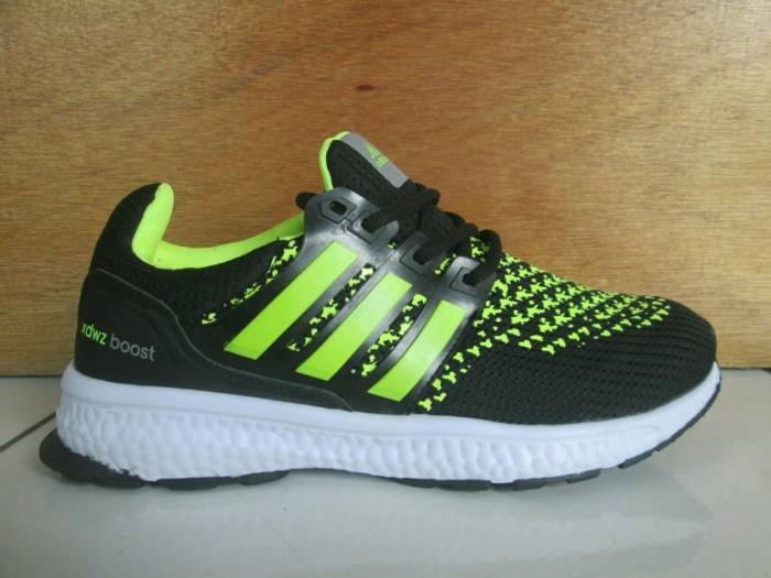 low priced 641ac d2c19 sepatu sport adidas ultra boost premium terbaru murah running gym neo