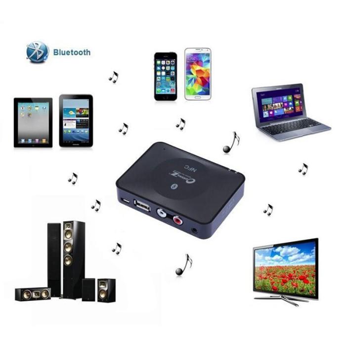 harga Harga murah nfc ibt-08 bluetooth desktop home audio music Tokopedia.com