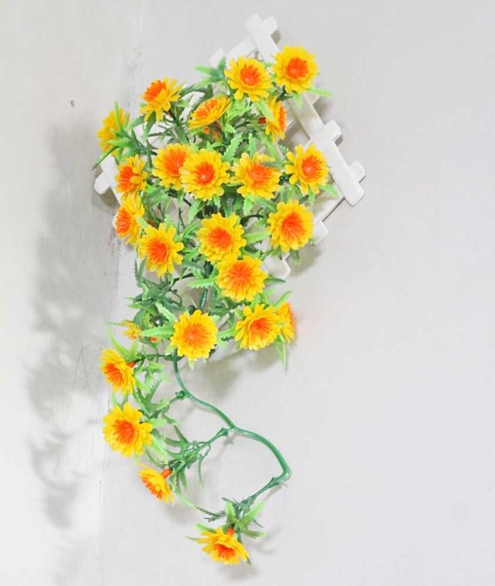 harga Bunga artificial dinding teralis tralis / artificial flower wall a18 Tokopedia.com