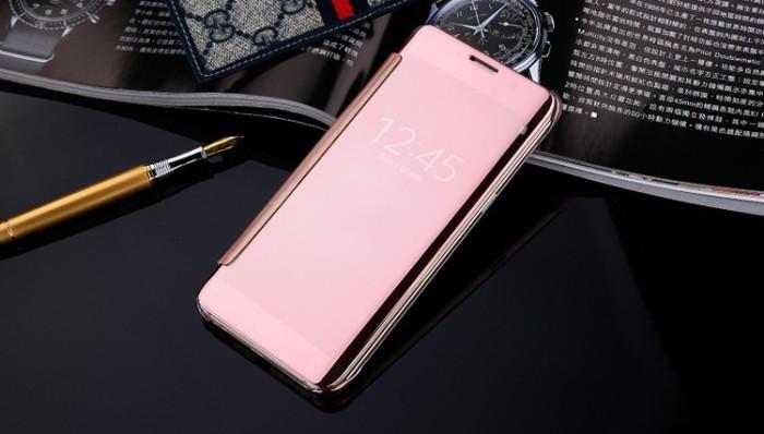 Phone Cases BUMPER Lazada co id Source · Samsung S5 G900 Flipcase Flip Mirror Cover S View Auto Lock Casing Hp