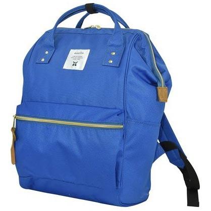 Foto Produk Tas Ransel Anello Handle Oxford Cloth Backpack Campus Rucksack L Size dari TOKO KOSMETIK BINTANG