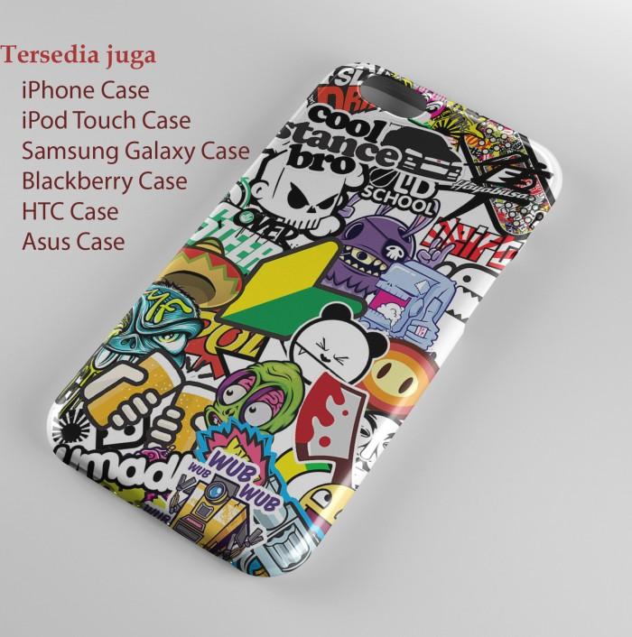 harga Sticker bomb wallpaper iphone case & all semua hp Tokopedia.com