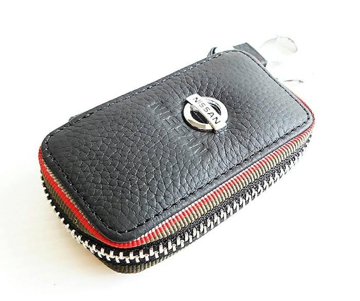 harga Dompet kulit gantungan kunci stnk mobil - nissan Tokopedia.com