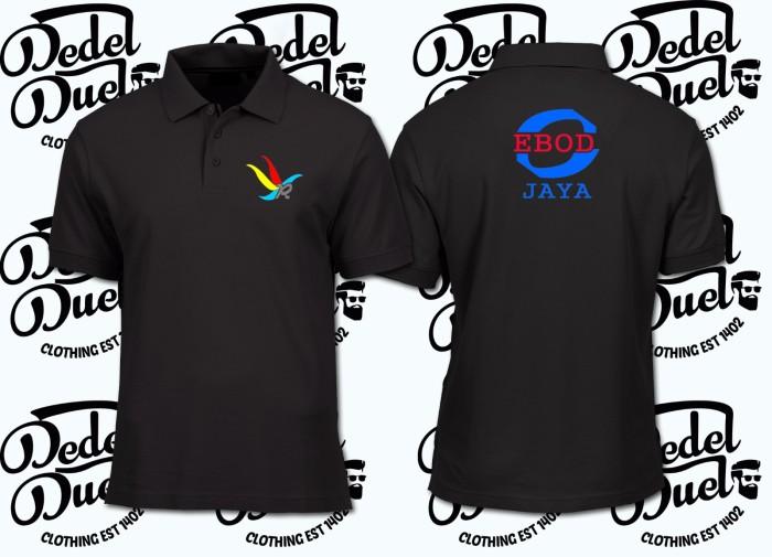 harga Polo shirt/kaos kerah burung ebod Tokopedia.com