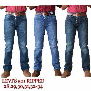 harga Jual Celana Levis501 Ripped Original Philipines/celana Levis501 Ripped Tokopedia.com
