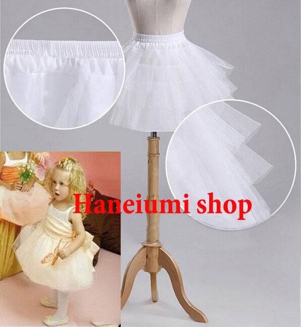 harga Petticoat anak perempuan untuk gaun pendek tanpa kawat Tokopedia.com